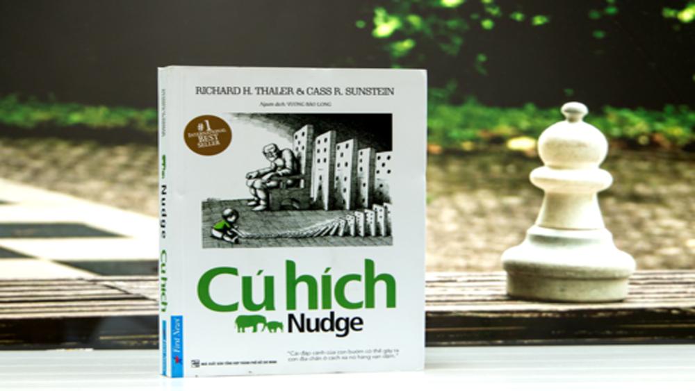 Ra mắt cuốn sách của tác giả đoạt giải Nobel Kinh tế 2017