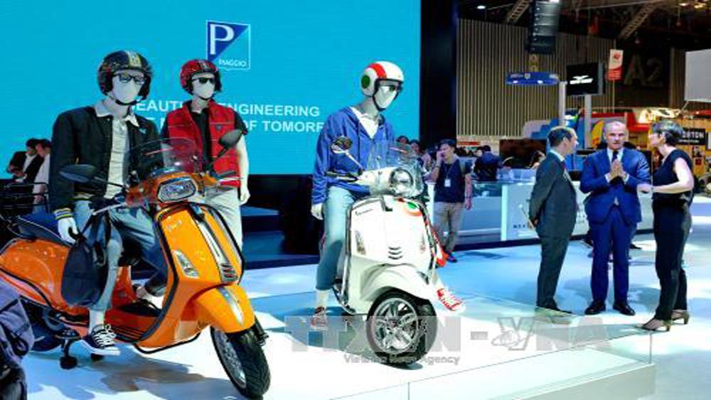 Được cho là bão hòa, tiêu thụ xe máy vẫn tăng trưởng 14%
