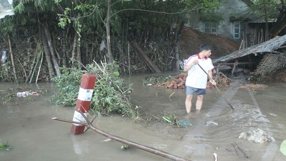 Bộ Y tế khuyến cáo không để dịch bệnh mùa mưa lũ tràn lan