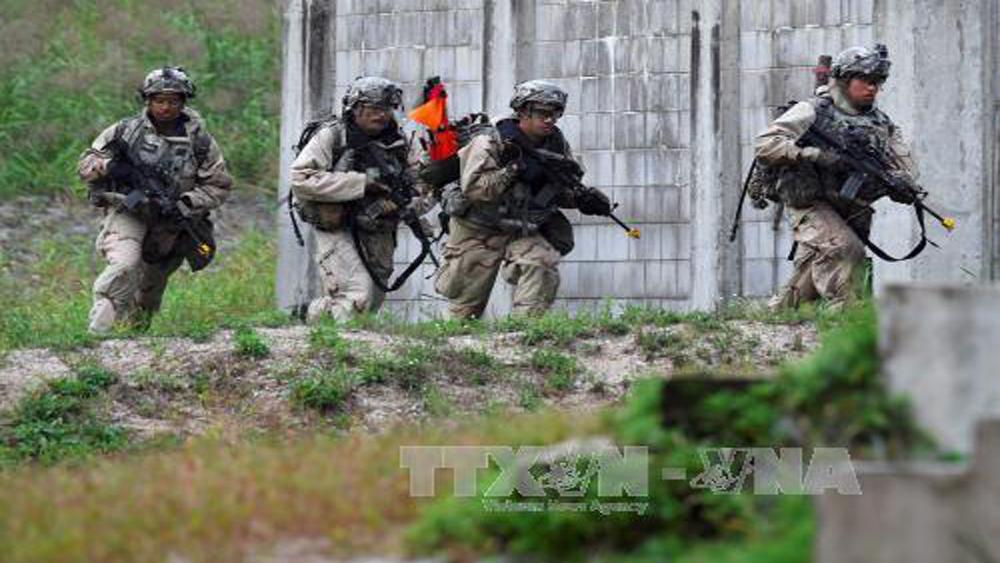 Không có chuyện Triều Tiên đàm phán khi Mỹ gây sức ép, tập trận cùng Hàn Quốc