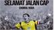 Thủ môn tử vong vì va chạm trên sân ở Indonesia