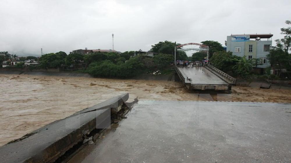 Yên Bái: 28 người chết và mất tích, thiệt hại hơn 500 tỷ đồng do mưa lũ