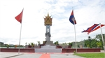 Vietnam-Cambodia Friendship Monument inaugurated