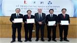 4 trường đại học Việt Nam được trao chứng nhận kiểm định quốc tế