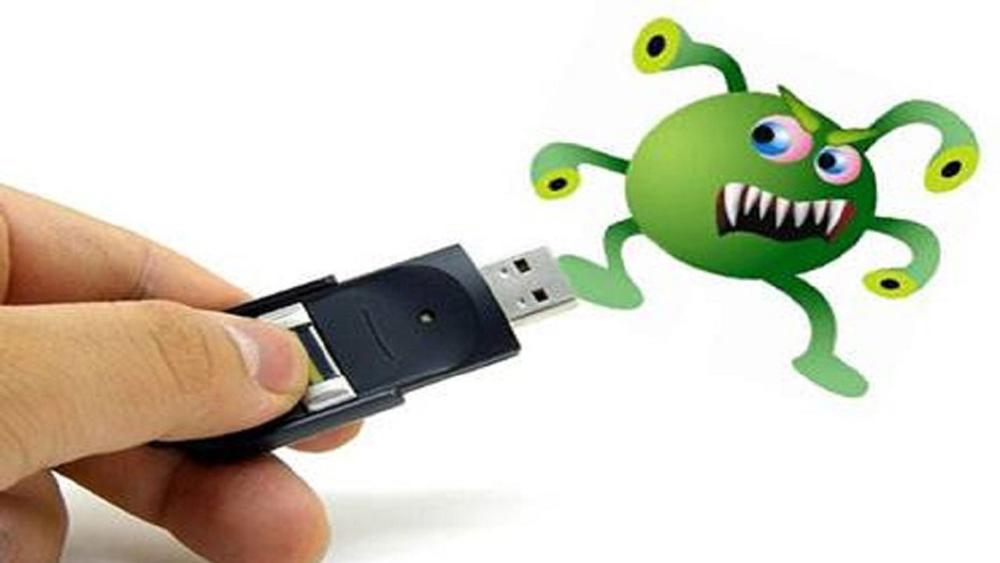 15 triệu lượt máy tính nhiễm virus phần lớn do USB