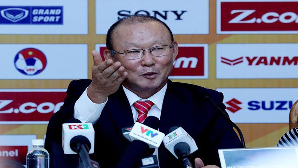 Ông Park Hang Seo thuộc nhóm HLV lương cao nhất Đông Nam Á