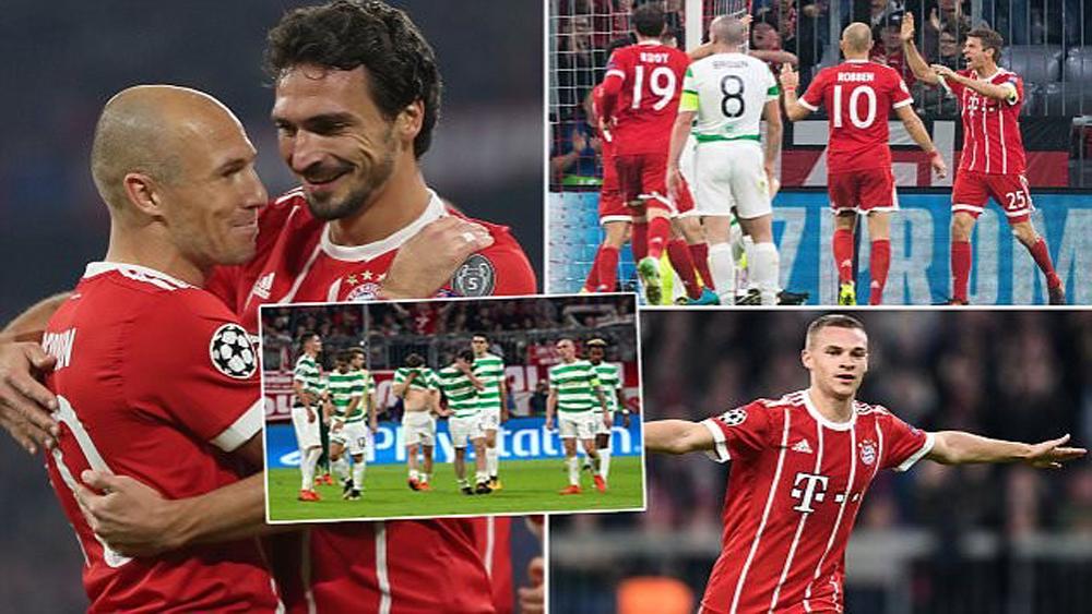 Kết quả chi tiết loạt trận vòng bảng Champions League sáng 19-10