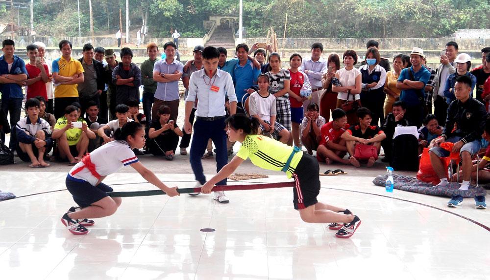 Vị thế mới của thể thao Lục Ngạn