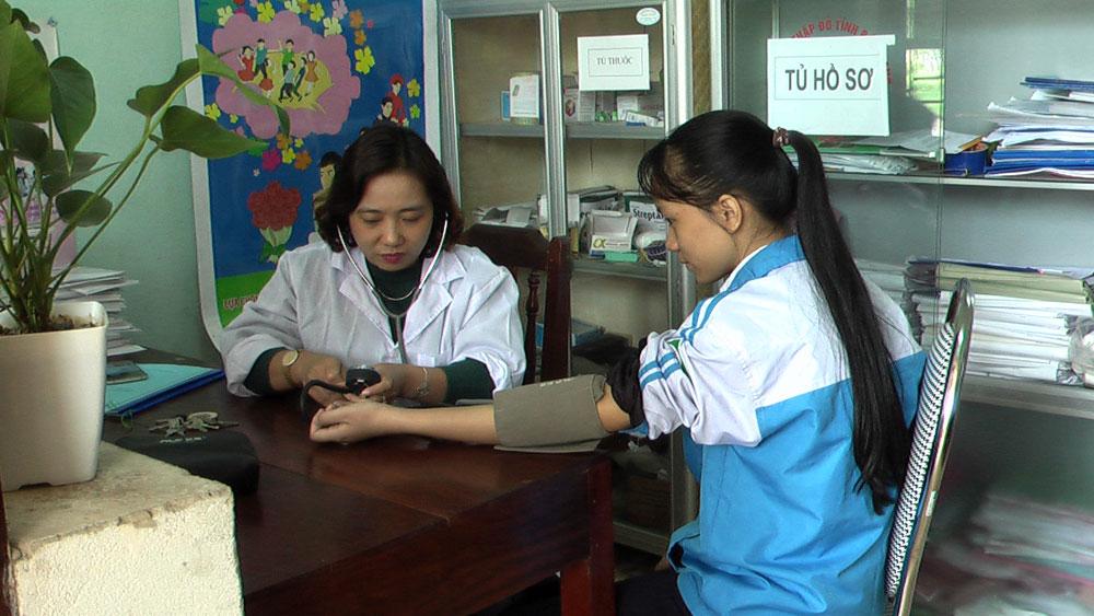 Yên Dũng: Tỷ lệ bao phủ bảo hiểm y tế đạt 92%