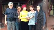 Phụ nữ Thái làm du lịch cộng đồng
