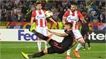 Giroud lập siêu phẩm, Arsenal duy trì mạch toàn thắng ở Europa League