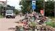 Thị trấn Cao Thượng (Tân Yên): Ngổn ngang rác thải