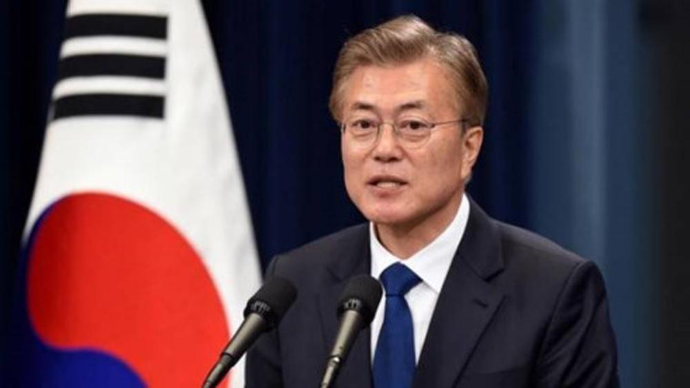 Tổng thống Hàn Quốc kêu gọi giải quyết vấn đề các gia đình bị ly tán