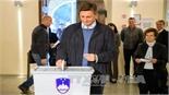 Kết quả sơ bộ bầu cử Tổng thống Slovenia