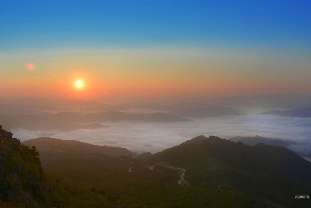 Biển trời, sông sao, thảo nguyên, Đồng Cao