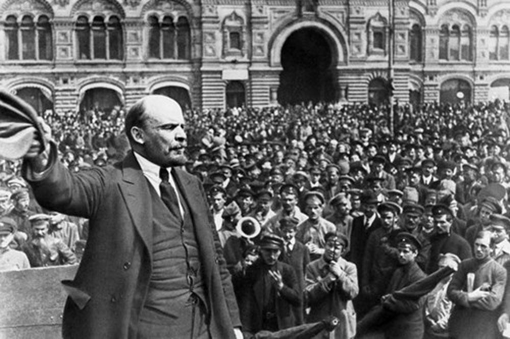 Không thể phủ nhận tầm vóc của Cách mạng tháng Mười Nga