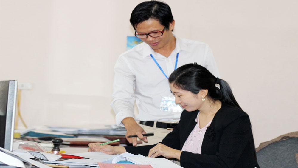 """Cán bộ Tư pháp - Hộ tịch Nguyễn Đức Nghị: Gương mẫu, trách nhiệm ở địa bàn """"nóng"""""""