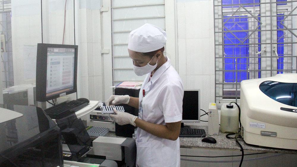Bệnh viện Đa khoa huyện Tân Yên: Tiếp tục đổi mới phong cách phục vụ