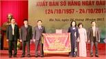 Báo Hà Nội mới kỷ niệm 60 năm xuất bản số báo hằng ngày đầu tiên