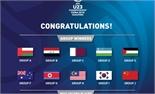 Bốc thăm VCK U23 châu Á 2018: Việt Nam cùng bảng với Hàn Quốc