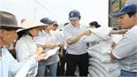 Xuất cấp gạo cho 2 tỉnh bị ảnh hưởng lũ lụt