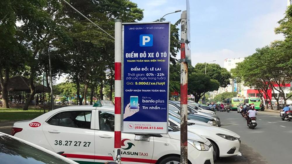 Viettel tham gia vào lĩnh vực thanh toán phí đỗ xe qua điện thoại