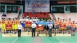Bắc Giang xếp thứ Nhất tại Giải vô địch đá cầu toàn quốc