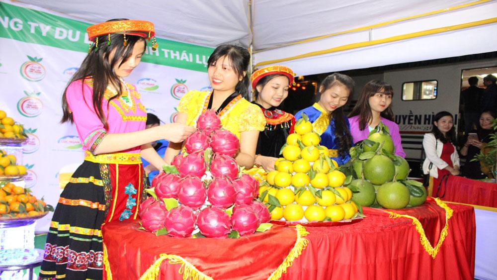 Từ ngày 25 đến 27-11 diễn ra Ngày hội trái cây Lục Ngạn lần thứ II