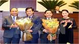 Phê chuẩn bổ nhiệm Bộ trưởng Bộ Giao thông-Vận tải và Tổng Thanh tra Chính phủ