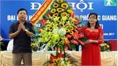 Đại hội Hội Người mù TP Bắc Giang lần thứ VI, nhiệm kỳ 2017-2022