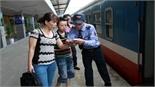 Tổng Công ty Đường sắt Việt Nam đưa vào vận hành thiết bị soát vé tự động từ tháng 11-2017