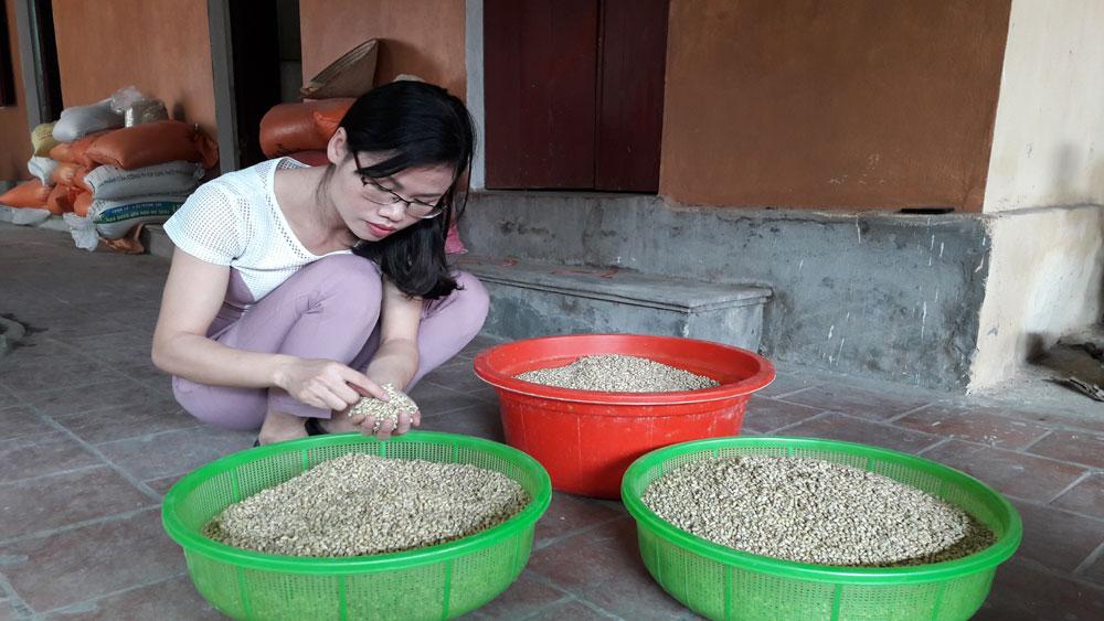 Yên Dũng, Bạch Thị Mến, cô giáo, sản phẩm