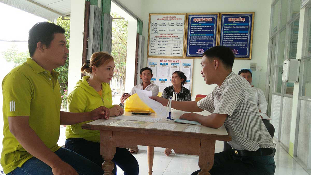 Tăng cường giám sát công tác tiếp dân và giải quyết đơn thư khiếu nại, tố cáo