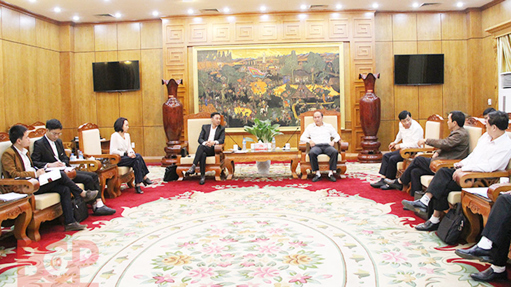 Bac Giang lures investment in high technology agriculture