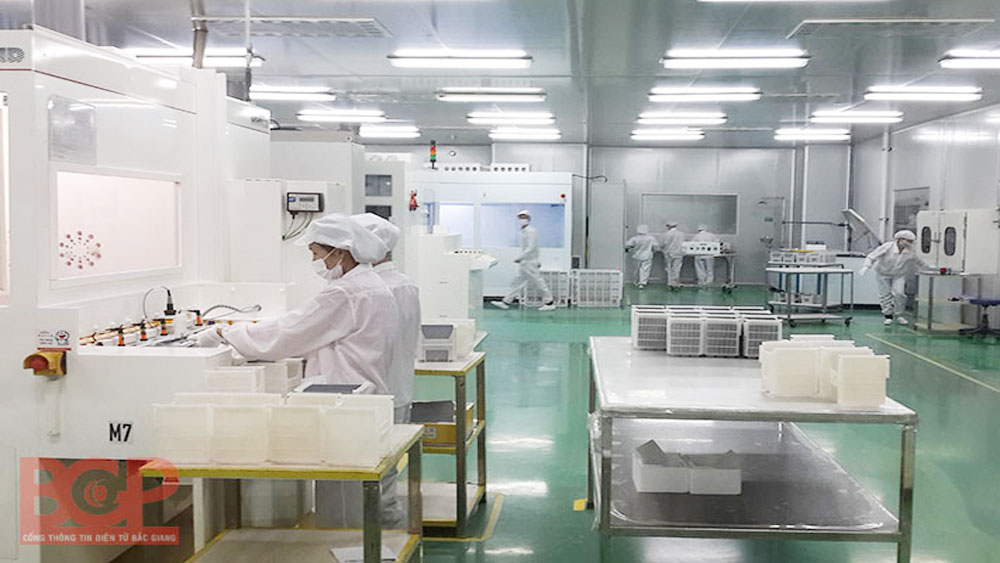 Bac Giang attracts 162 investment projects in 10 months