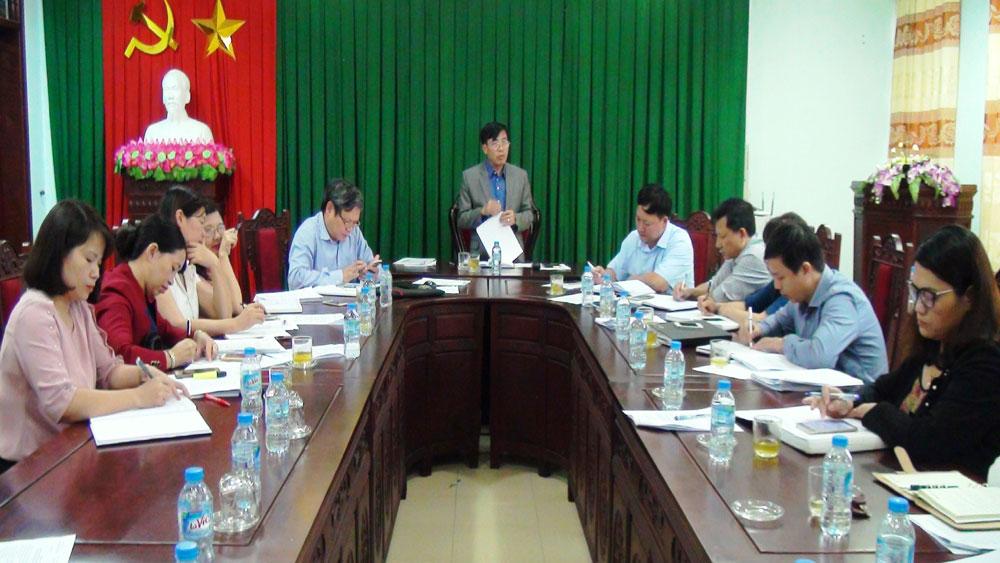 Ban Văn hóa - Xã hội, HĐND tỉnh giám sát công tác đào tạo nghề tại Yên Thế