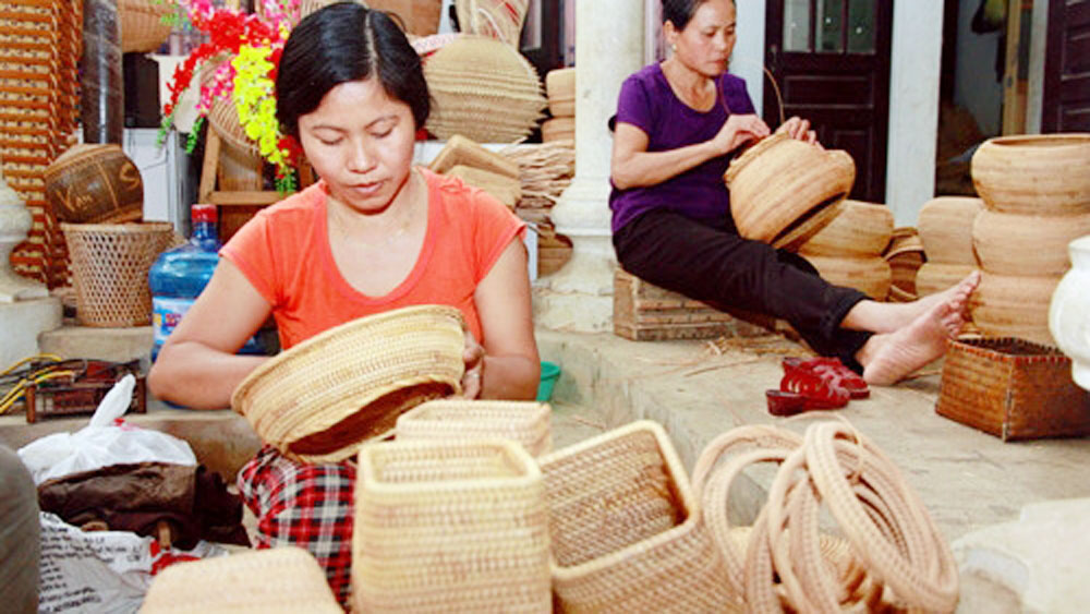 Hanoi destined for Vietnam craft village exhibition