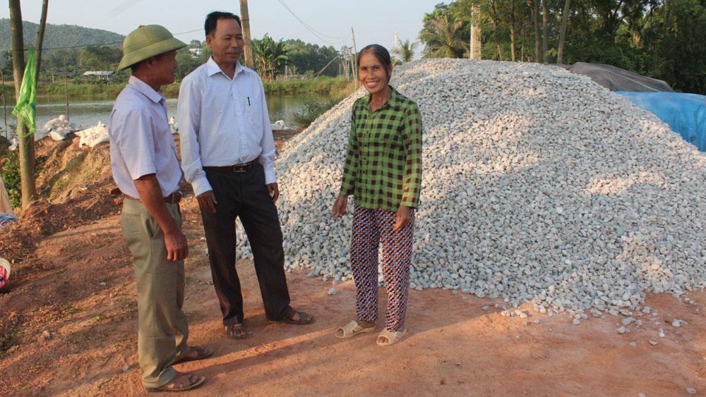 Dân vận khéo - tăng nguồn lực xây dựng nông thôn mới