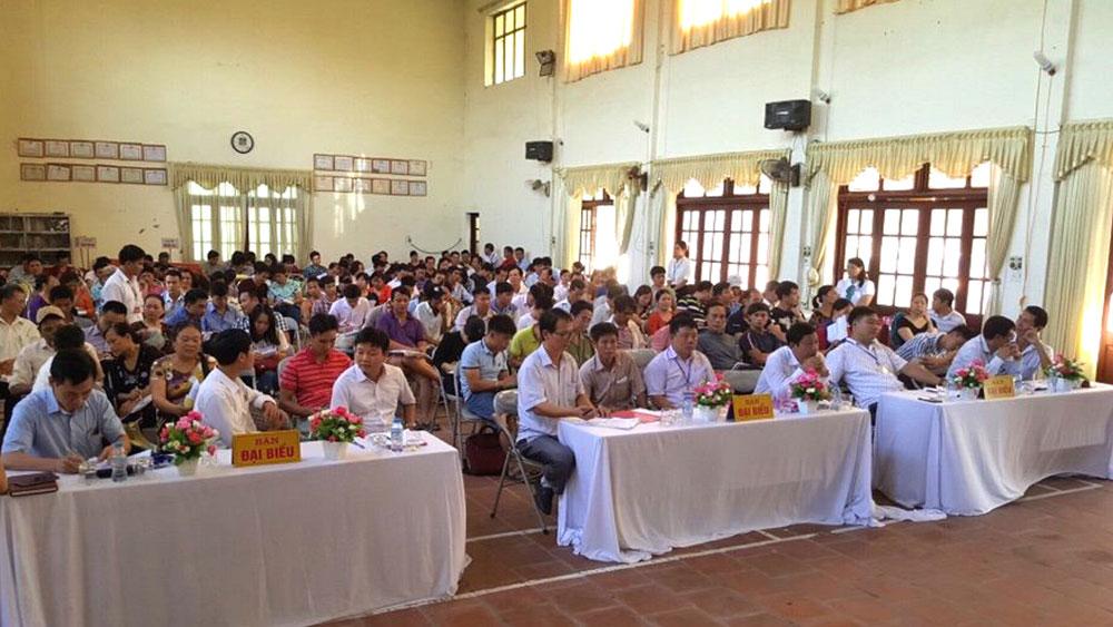 Thông tin thêm về đấu giá quyền sử dụng đất ở tại Việt Yên: Chưa đúng quy định