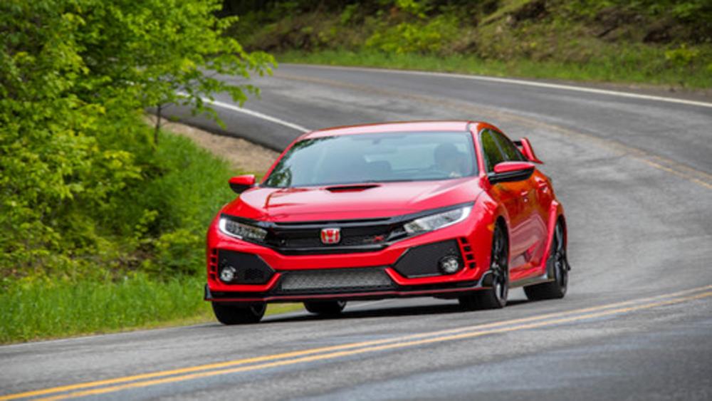 Honda Civic Type R 2018 tăng giá nhẹ