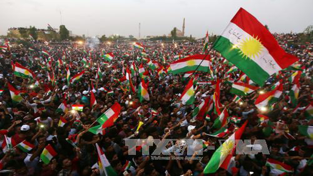 Tòa án Iraq ra phán quyết ngăn chặn các cuộc trưng cầu ý dân đòi độc lập