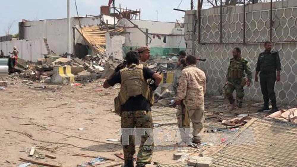 Khép lại cuộc khủng hoảng con tin tại Yemen, toàn bộ phiến quân bị tiêu diệt