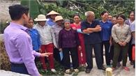 900 nông dân được tập huấn sử dụng phụ phẩm trong chăn nuôi để ủ phân compost