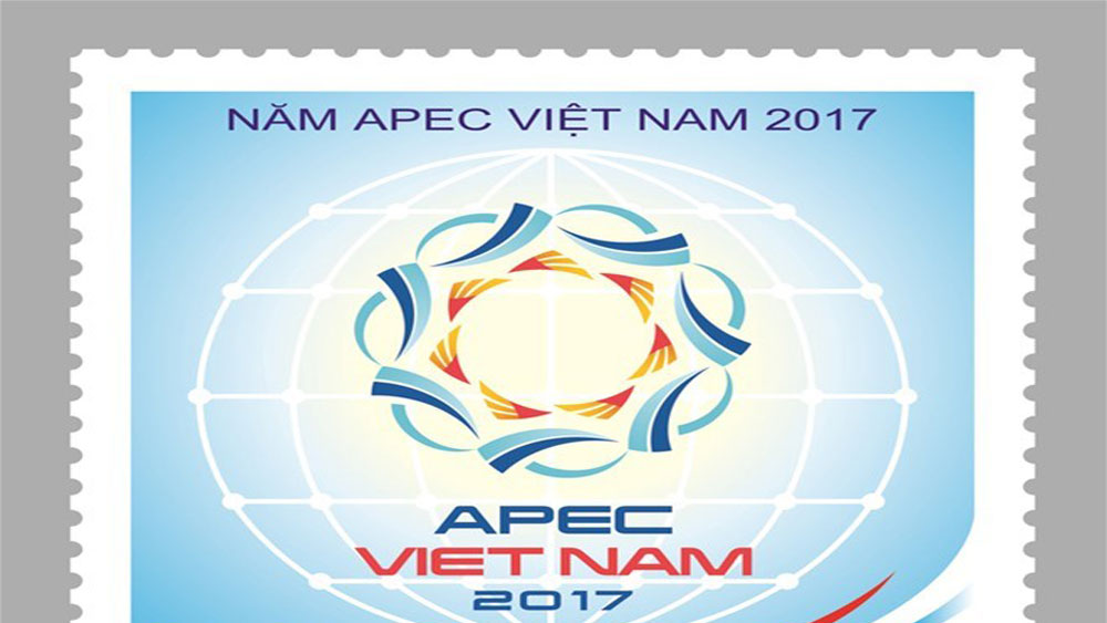 Vietnam issues special postage stamps APEC 2017