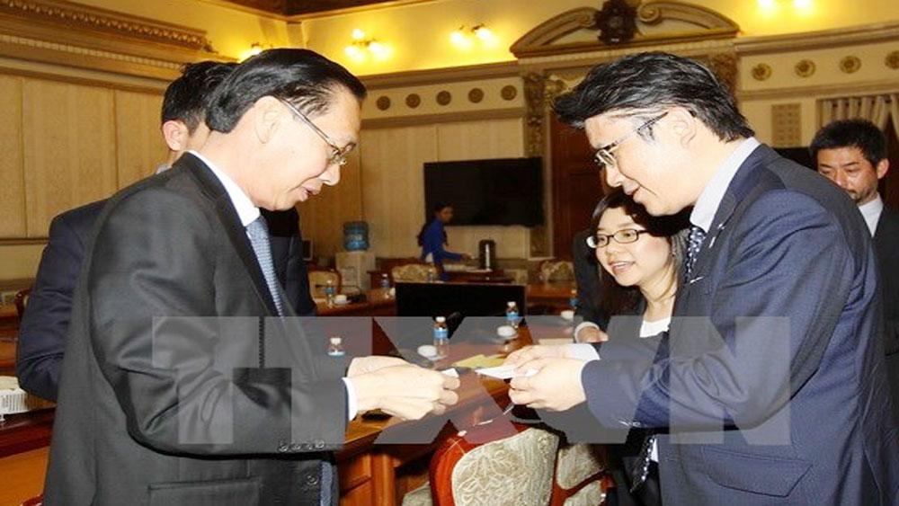 Tập đoàn Soshi của Nhật Bản muốn mở trường đại học tại TP Hồ Chí Minh