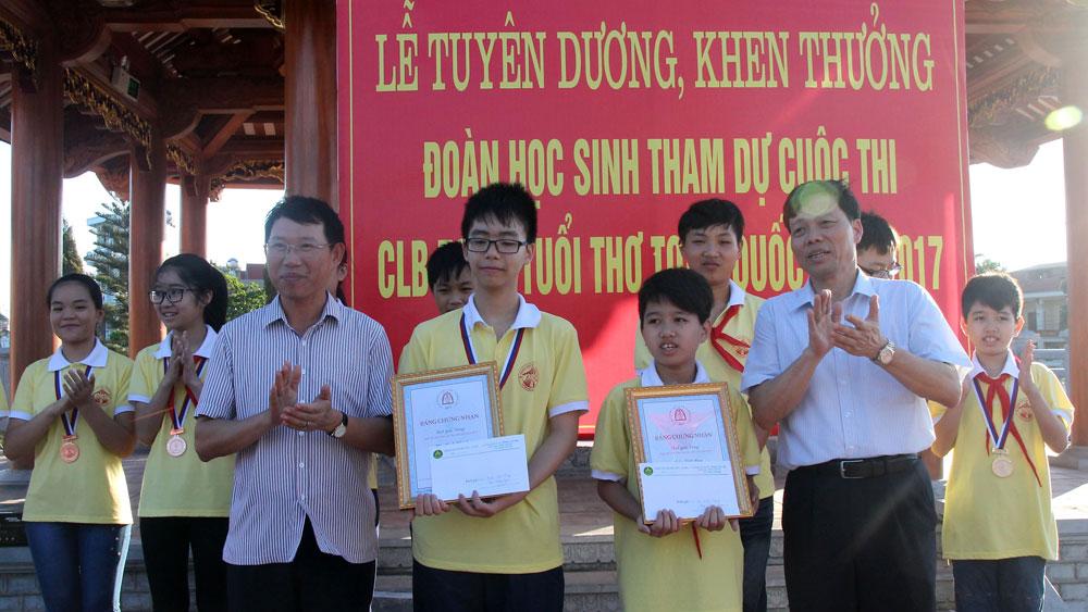 TP Bắc Giang: Chú trọng xây dựng đội ngũ, nâng cao chất lượng giáo dục