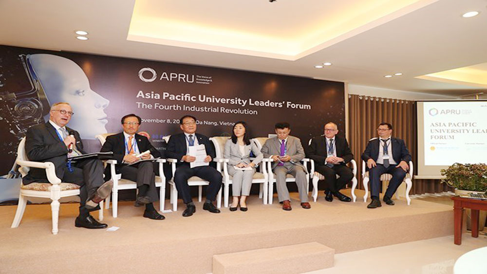 University leaders gather at APEC 2017