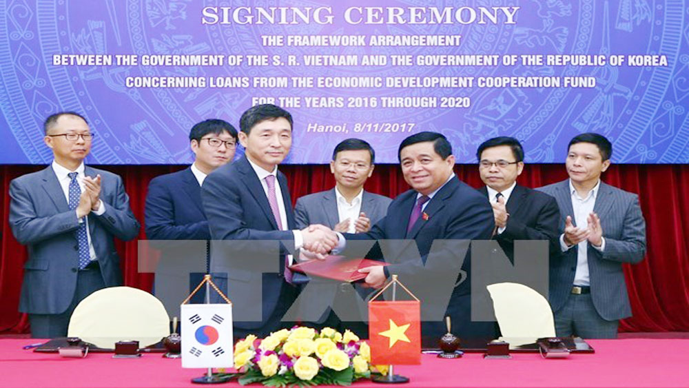 RoK to provide 1.5 bln USD in ODA for Vietnam
