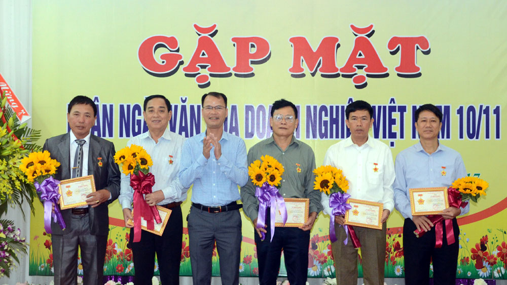Bac Giang promotes to build business culture