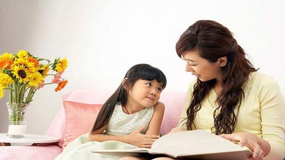 8 cách hiệu quả giúp bố mẹ dạy con nói lời cảm ơn